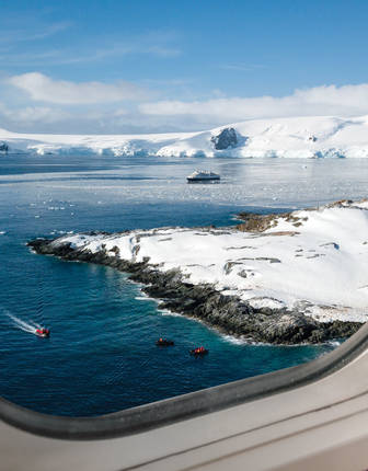 Antarctica Bridge, Silversea