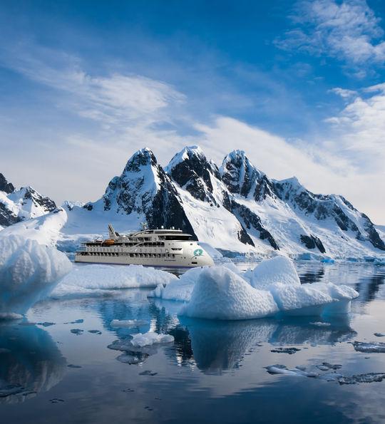 Antarctica, Greg Mortimer