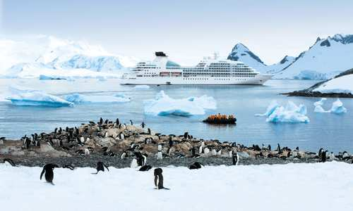 Antarctica, Seabourn Quest