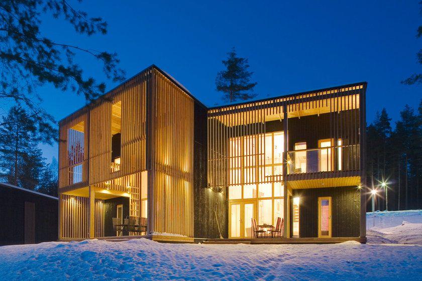 Anttolanhovi's Art&Design Villas, Lake Saimaa