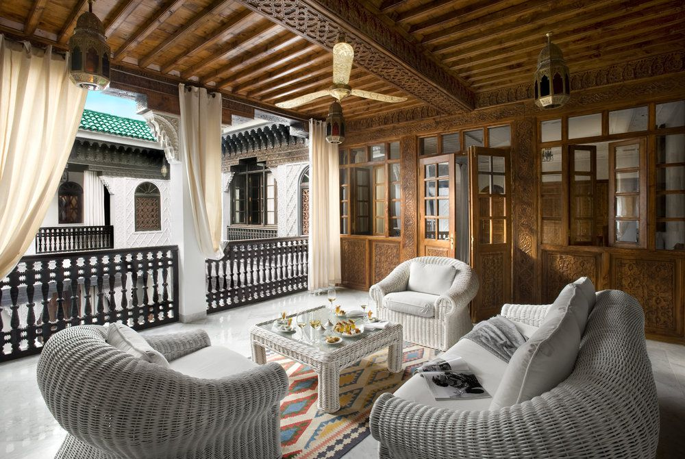 Apartment Terrace, La Sultana Marrakech Hotel & Spa