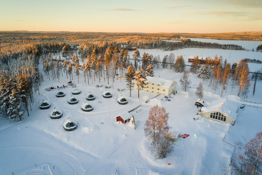 Apukka Resort, Finland