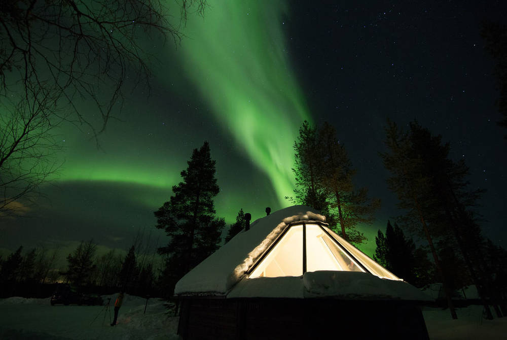 Apukka Resort, Finnish Lapland