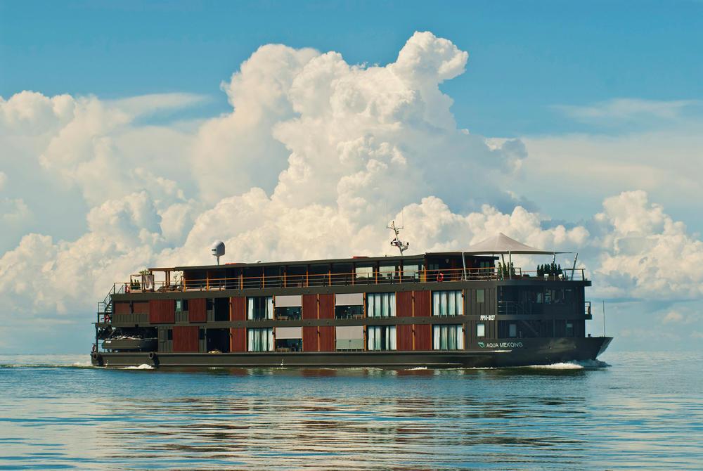 Aqua Mekong river cruise