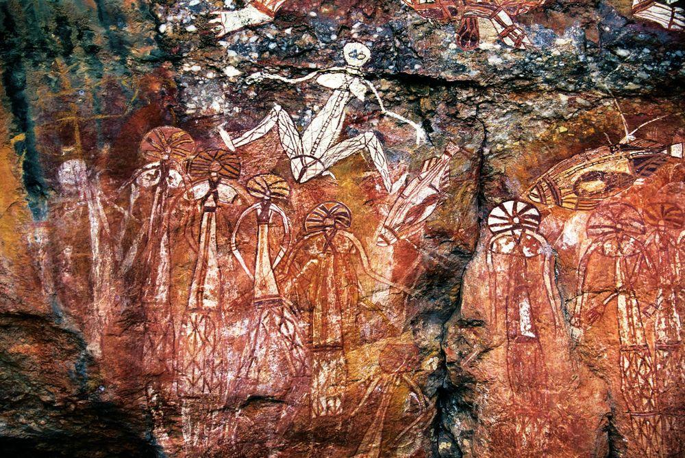 Aboriginal Rock Art, Kakadu National Park