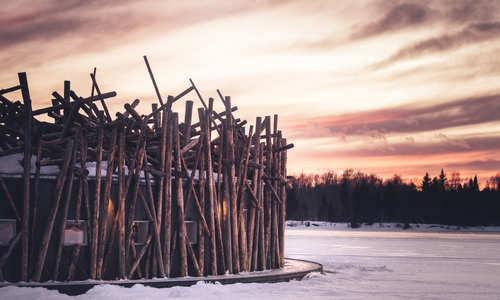 Arctic Bath Harads