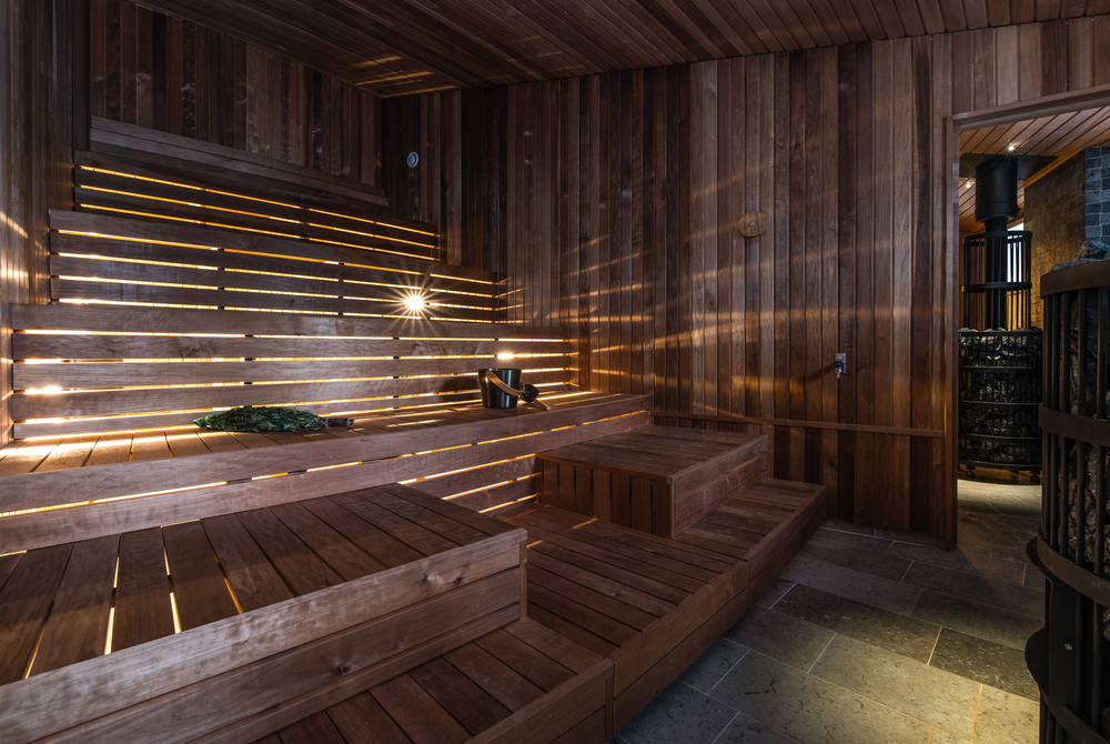 Arctic Bath Sauna