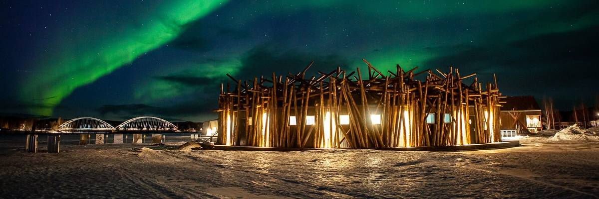 Top 5 places to stay in and around Luleå