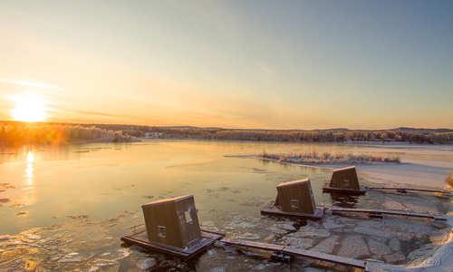 Arctic Bath Photo Anders Blomqvist