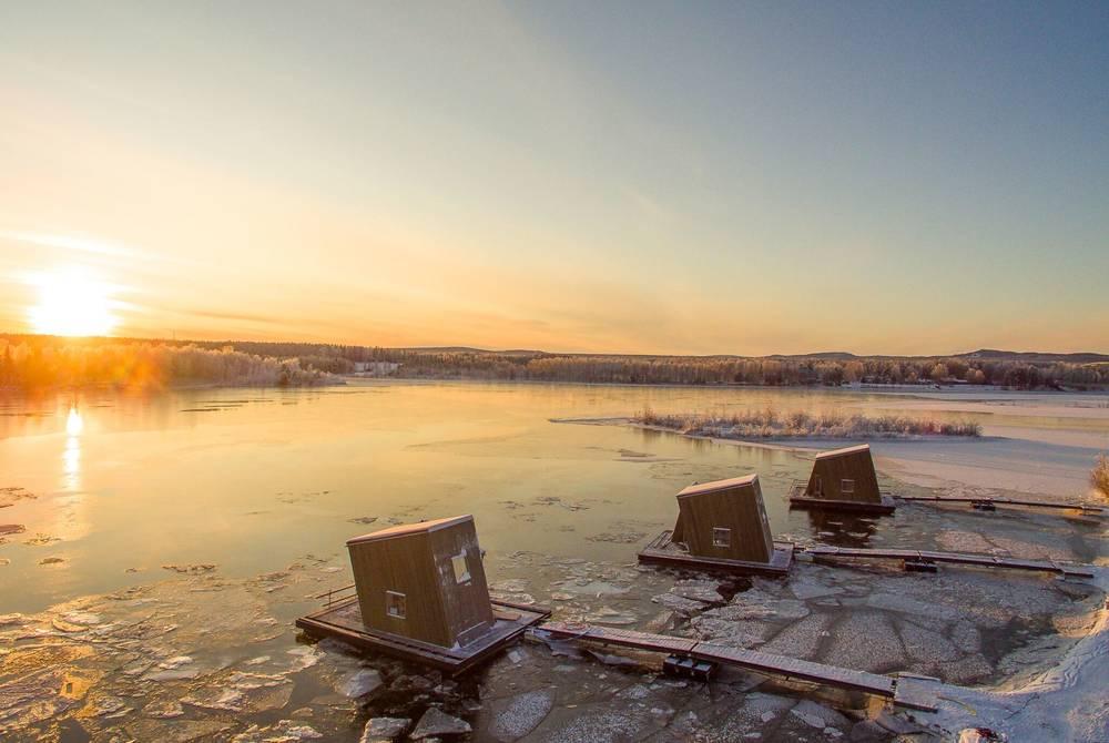 Arctic Bath: photo Anders Blomqvist
