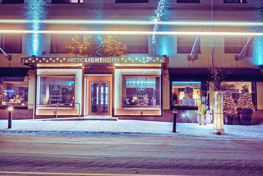 Arctic Light Hotel, Rovaniemi, Finland