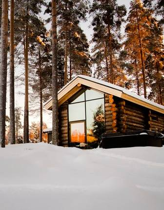 Arctic Retreat, Swedish Lapland