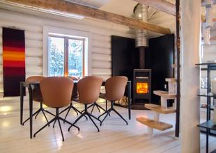 Arctic Retreat, Swedish Lapland