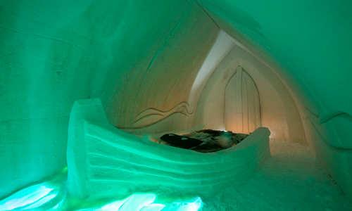 Suite, Arctic SnowHotel
