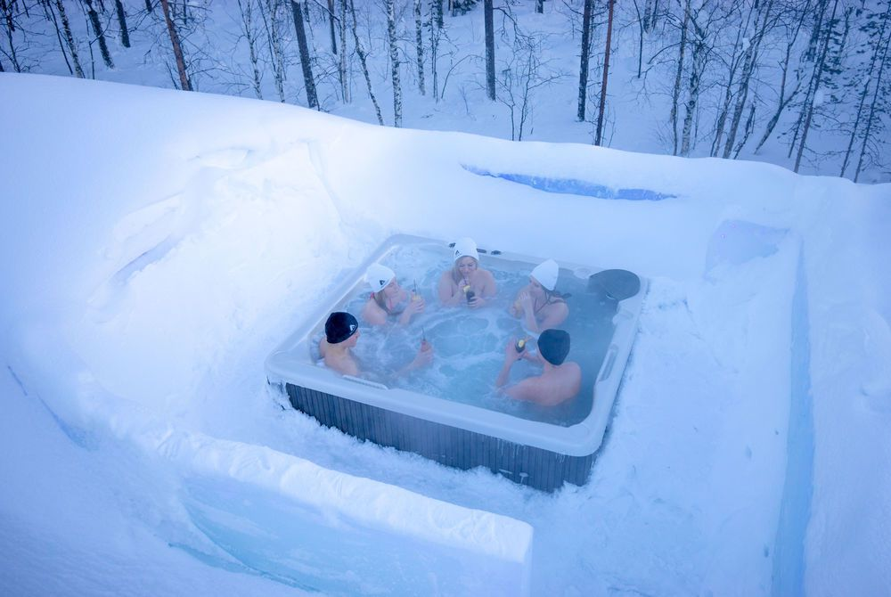 Glass Igloo And Ice Hotel Holiday Finnish Lapland