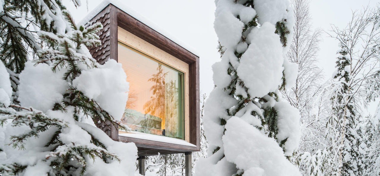 Arctic Treehouse Hotel Finland The Luxury Holiday Company