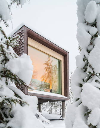 Arctic TreeHouse Hotel Suite