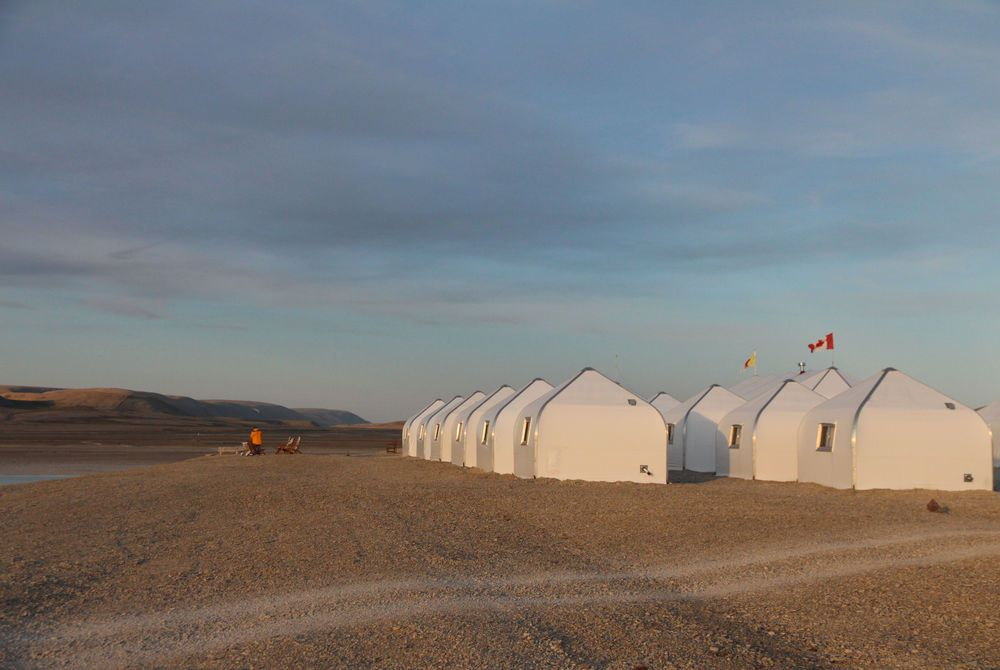 Arctic Watch accommodations