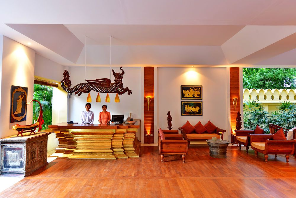 Areindmar Hotel, Bagan