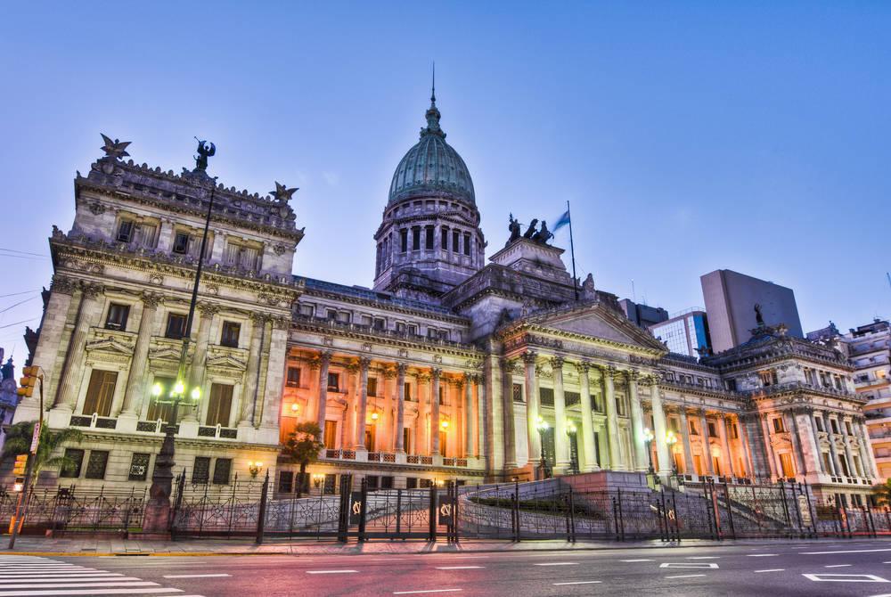 Argentina National Congress, Buenos Aires