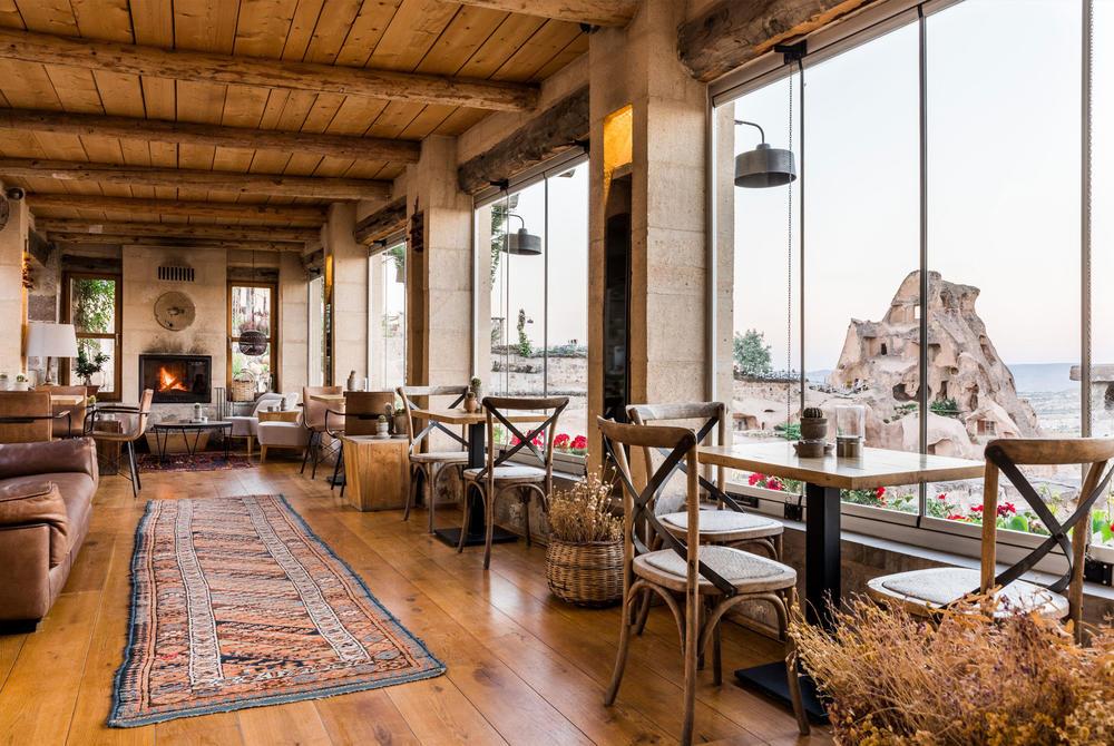 Argos In Cappadocia Lounge