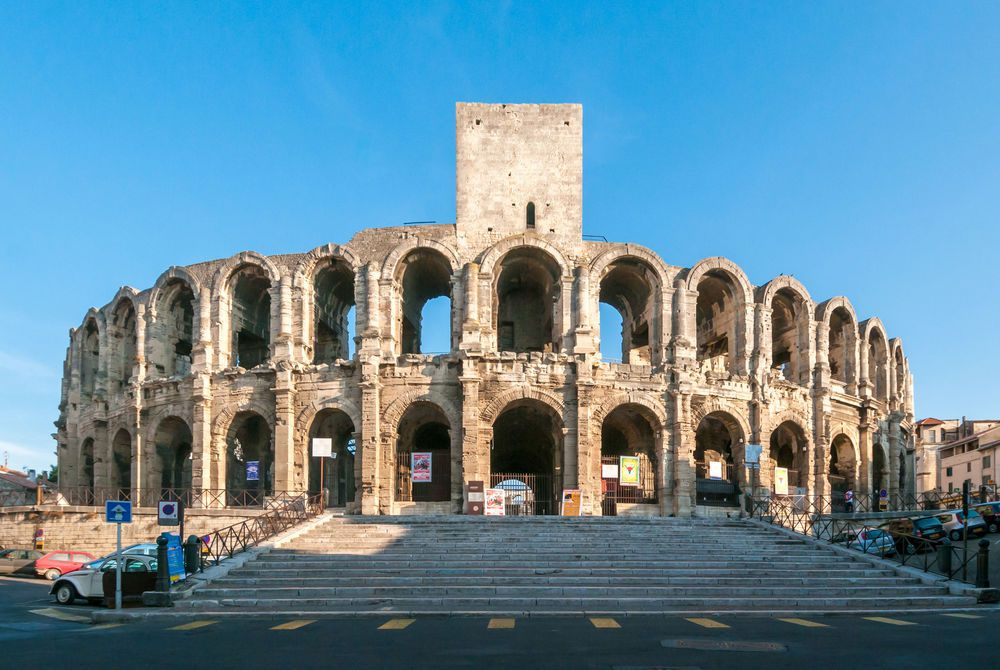 Arles Amphitheatre, Arles, France