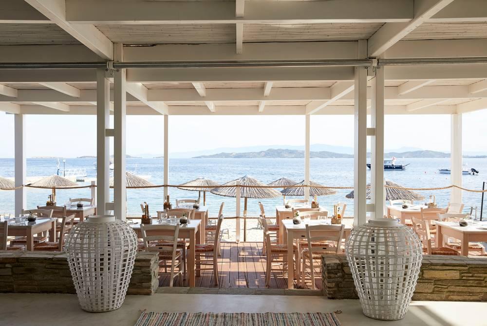 Armyra Restaurant, Eagles Villas, Halkidiki