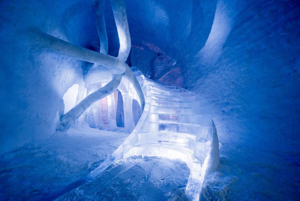 Art Suite, ICEHOTEL 365 (© Asaf Kliger)