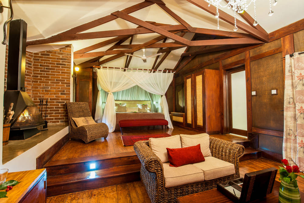 Plantation Room, Arusha Coffee Lodge