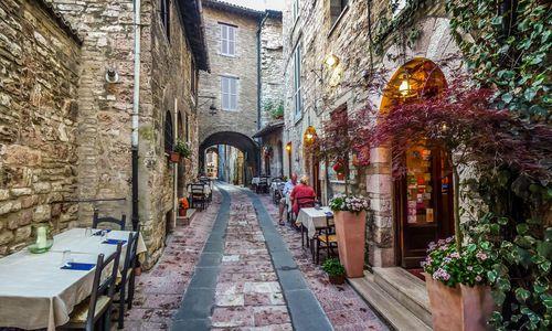 Assissi, Umbria