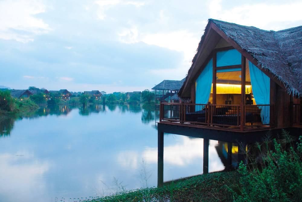 Accommodation, Jetwing Vil Uyana