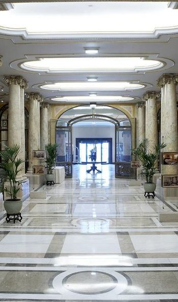 Athenee Palace Hilton, Bucharest