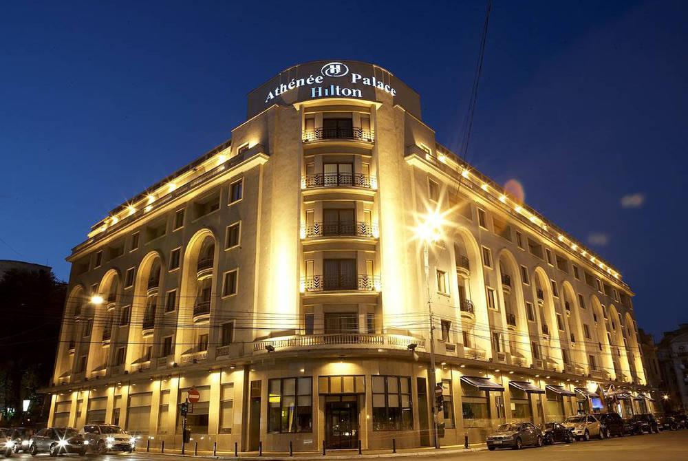 Athenee Palace Hilton, Bucharest