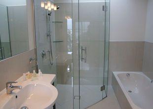 Atholwood Charlton room bathroom, New Zealand