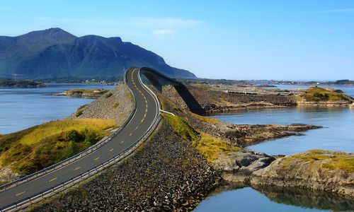 Atlantic Ocean Road, Norway (Atlanterhavsvegen)