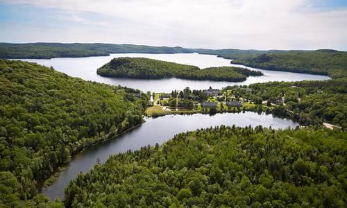 Auberge Lac-a-L'eau-Claire, Québec