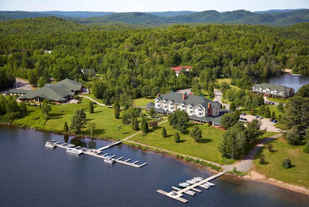 Auberge Lac-a-L'eau-Claire, Quebec