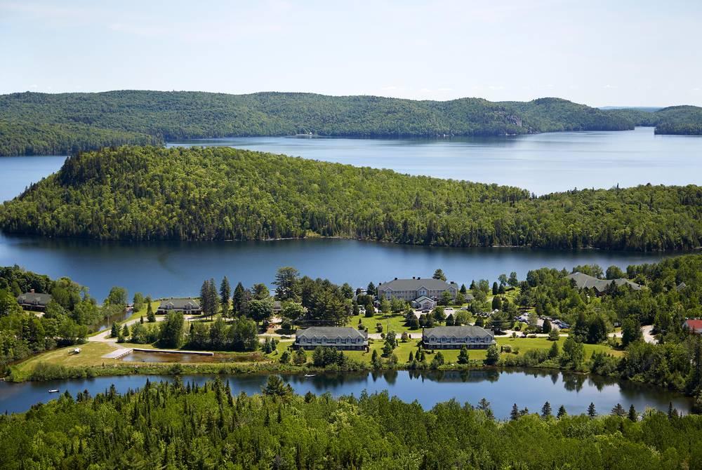 Auberge Lac-a-L'eau-Claire