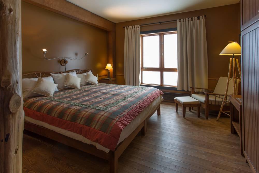 Bedroom, Auberge de montagne des Chic-Chocs