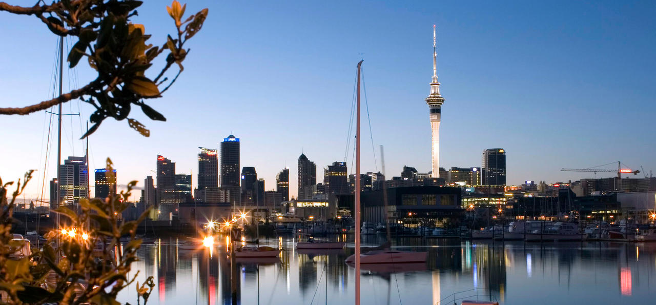 Auckland Harbourfront