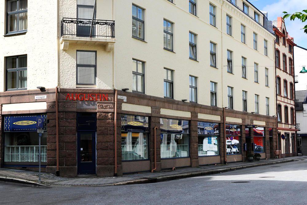 Augustin Hotel, Bergen