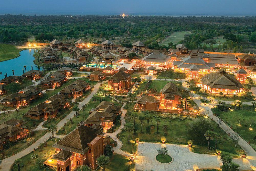Aureum Palace Hotel, Bagan