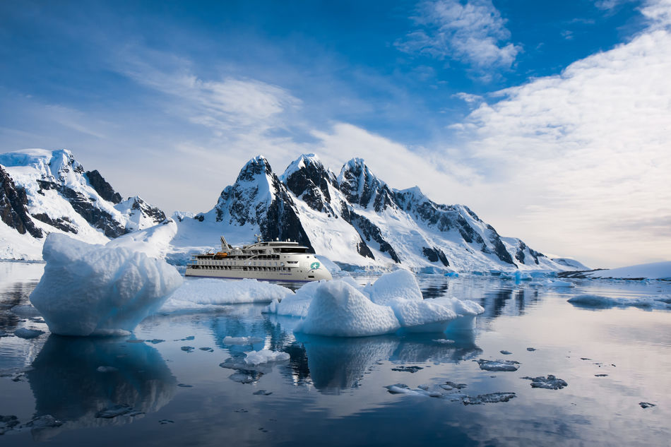 The Greg Mortimer and Sylvia Earle expedition ships for Aurora Expeditions