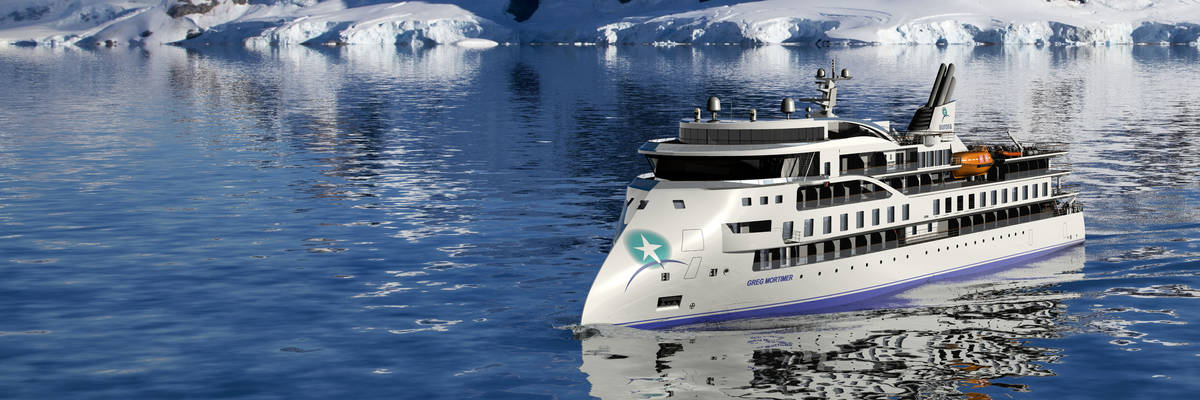 Aurora Expeditions Reveals full programme for Greg Mortimer