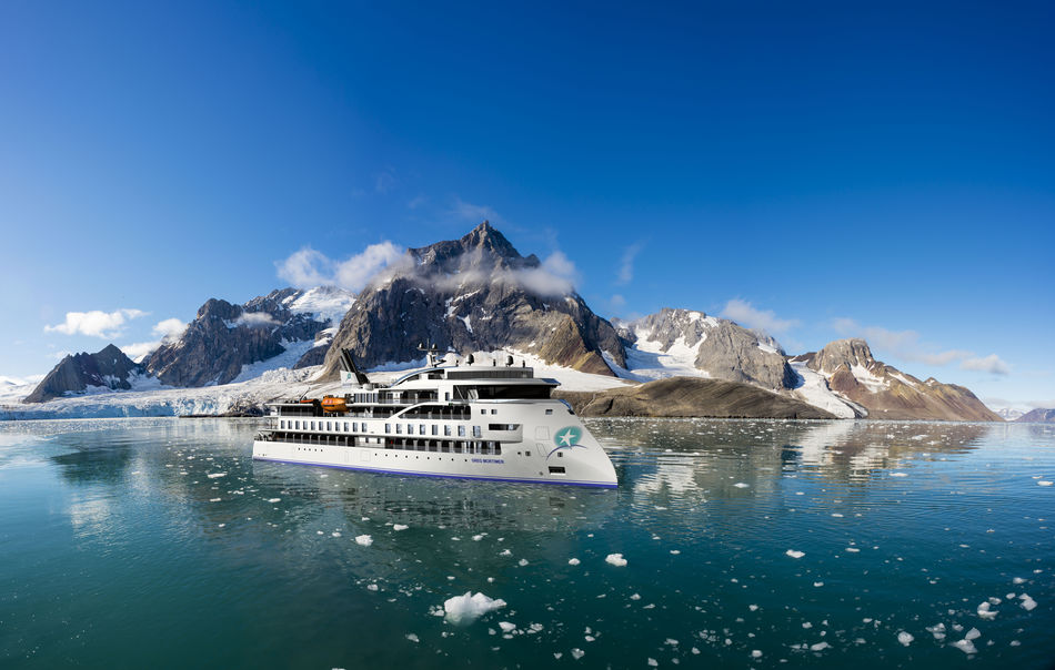 Aurora Expeditions Greg Mortimer expedition ship