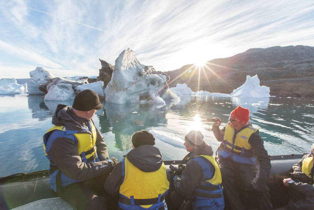 Aurora Expeditions: Jewels of the Arctic
