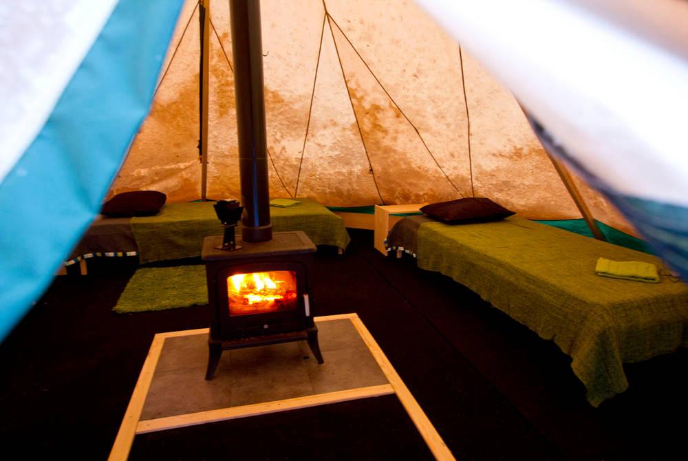 Aurora Safari Camp
