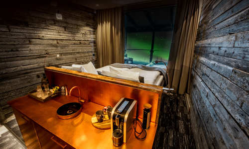 Aurora Suite, Iso-Syote, Finland