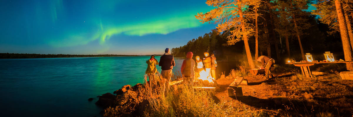 The top 10 ways to see the Northern Lights