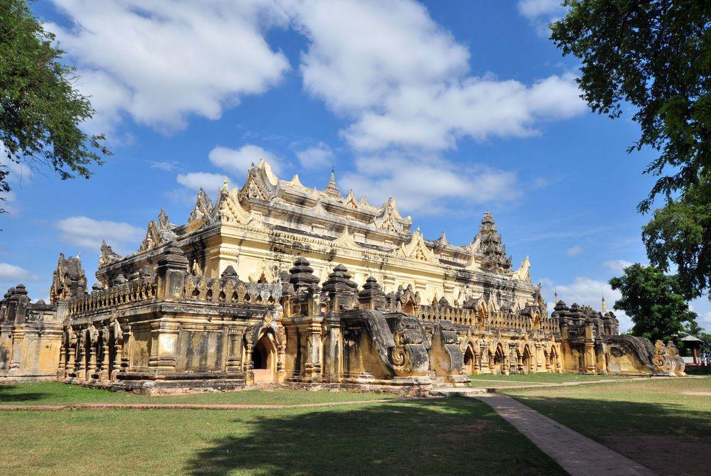 Ava, Mandalay, Myanmar